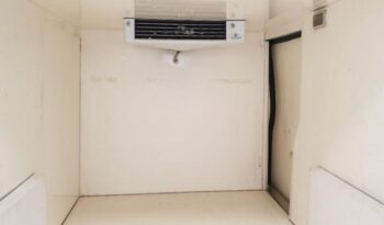 FIAT Doblo' furgone frigo metano pieno