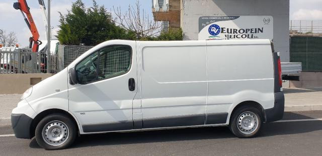 RENAULT Trafic Furgone tetto basso Euro 5B 2013 pieno