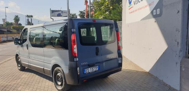 OPEL Vivaro 9 Posti finestrato Euro 5B pieno