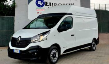 RENAULT Trafic Furgone tetto alto 2017 Euro 6b pieno
