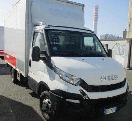 IVECO Daily 35C13 Cassone furgonato 2015 Euro 5 b pieno