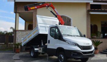 Iveco Daily 35 Gru e Ribaltabile allestimenti nuovi Euro 5 / 6 pieno