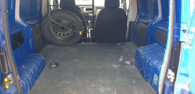 FIAT Fiorino furgone metano Euro 5A pieno