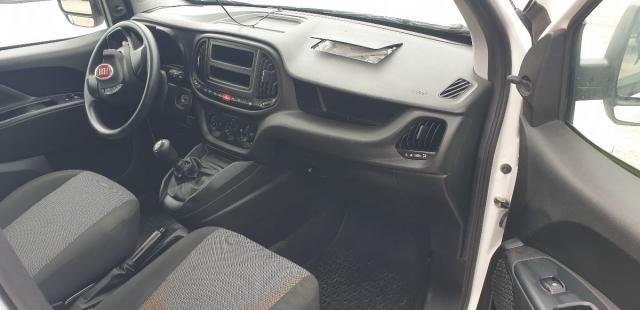 FIAT Doblo' 95 cv eco jet furgone 2017 pieno