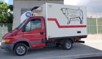 IVECO Daily 35C10 Frigorifero con Ganciera pieno