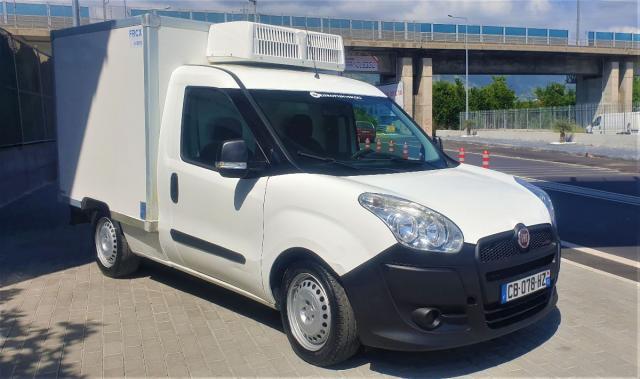 FIAT Doblo' pick up Frigorifero pieno