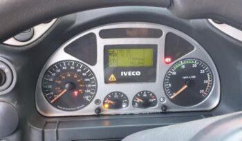 Iveco Eurocargo 75E17 Cassone Centinato con Pedana pieno