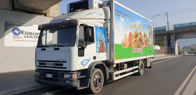 IVECO Eurocargo 150E23 Frigorifero pieno