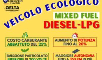 IVECO Daily 35C12 Mixed Fuel Ecologico pieno