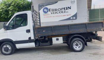 IVECO Daily 35C18 Cassone Ribaltabile 340 m pieno