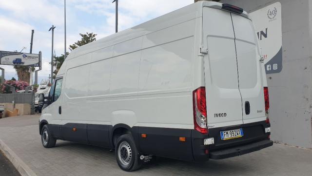 IVECO Daily 35S16 Furgone Maxi volume Euro 6b 2018 pieno