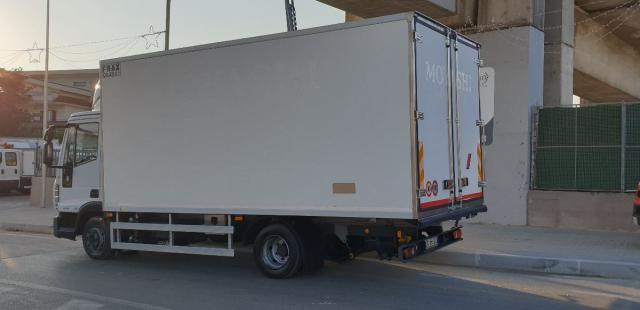 IVECO Eurocargo 75E18 Frigorifero Euro 5 pieno