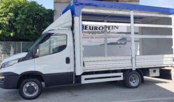 IVECO Daily 35C13 Cassone Centinato Euro 5b pieno