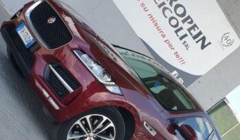JAGUAR – F-Pace – 2.0d 180 CV AWD aut. R-Sport pieno
