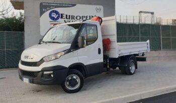 IVECO Daily 35C15 Gru e Ribaltabile nuovo EURO 5B pieno