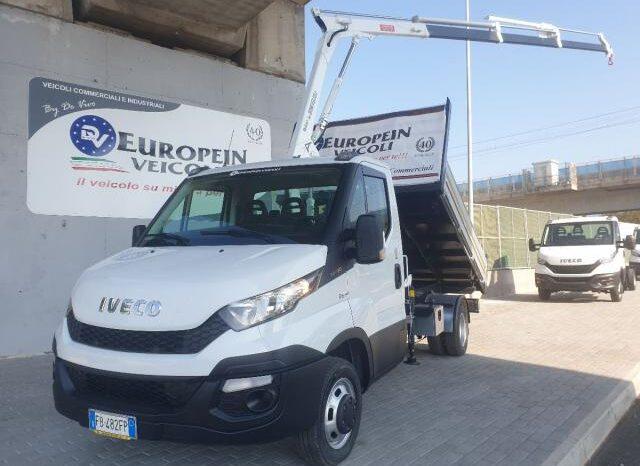 IVECO Daily 35C13 Gru e Ribaltabile nuovo Euro 5b pieno