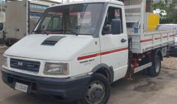 IVECO Turbo Daily 49.12 Gru e Ribaltabile pieno