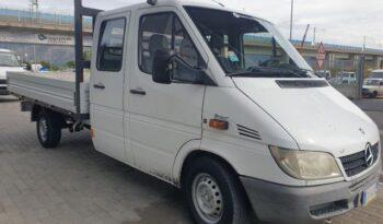 MERCEDES-BENZ 313 dci 35c13 doppia cabina cassone pieno