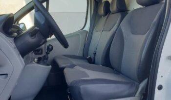 RENAULT Trafic L1 H1 frigorifero trasporto farmaci 2014 Euro 5B pieno